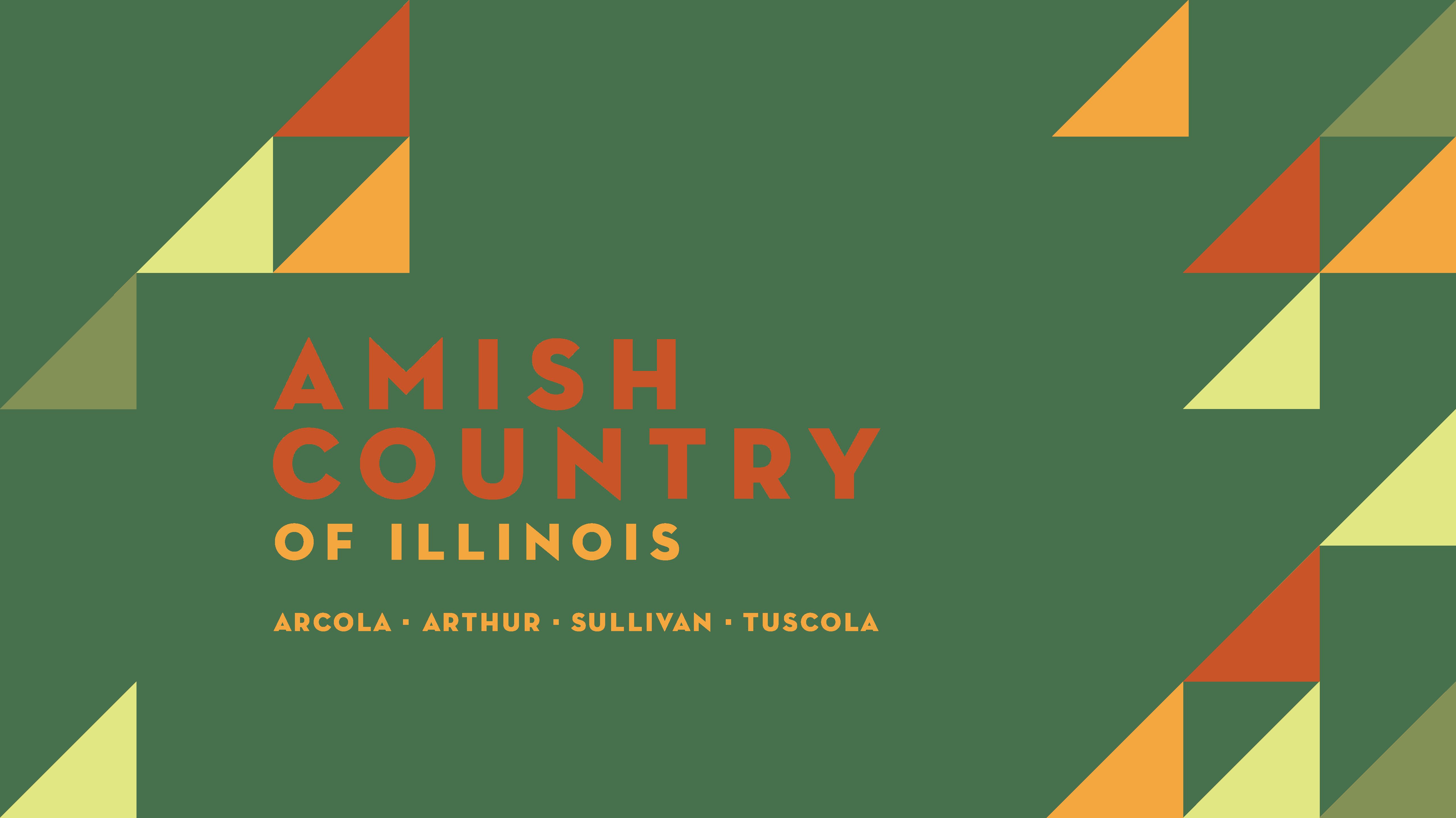 Amish Country of Illinois Branding - Logo