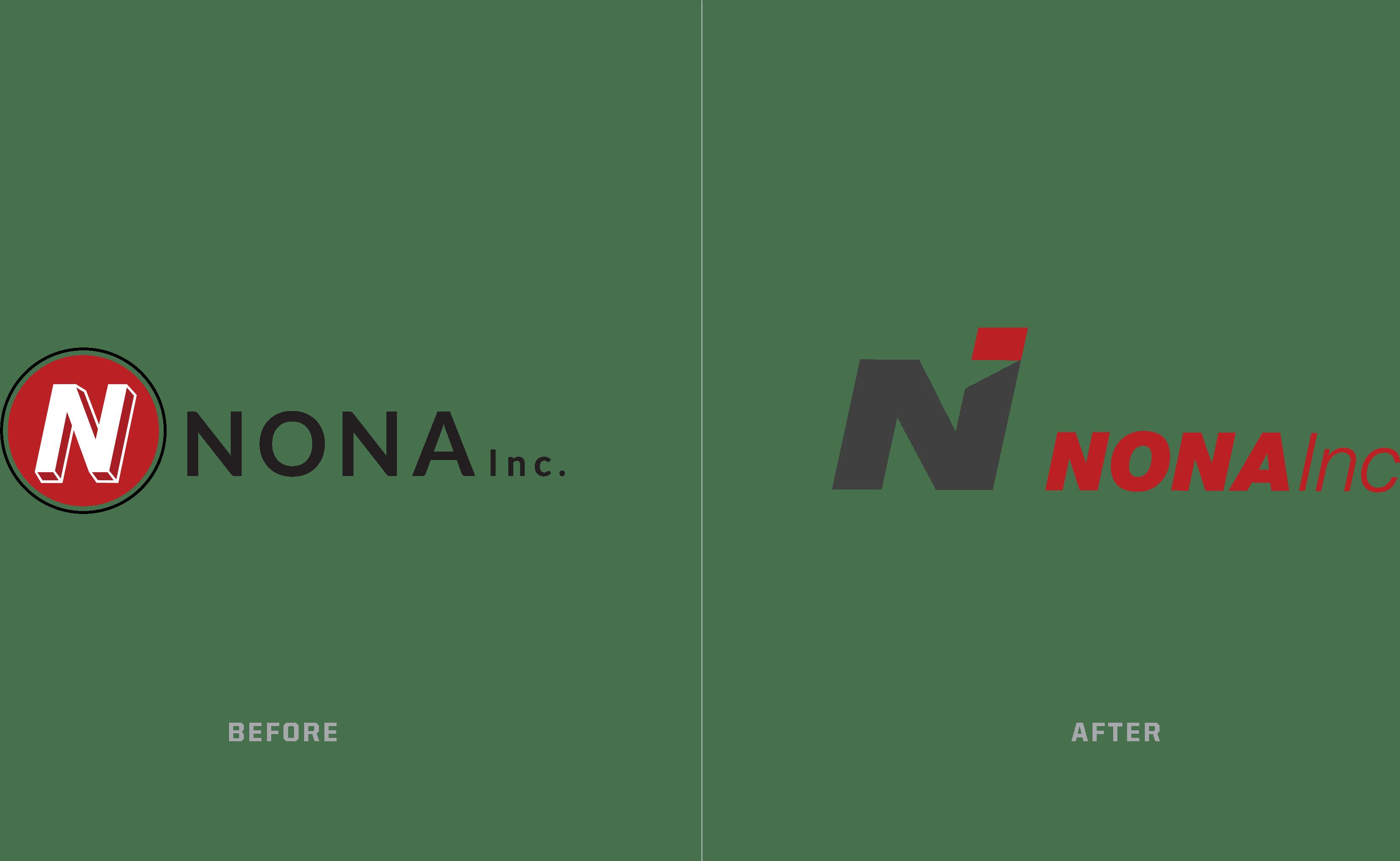Nona Inc. - Branding