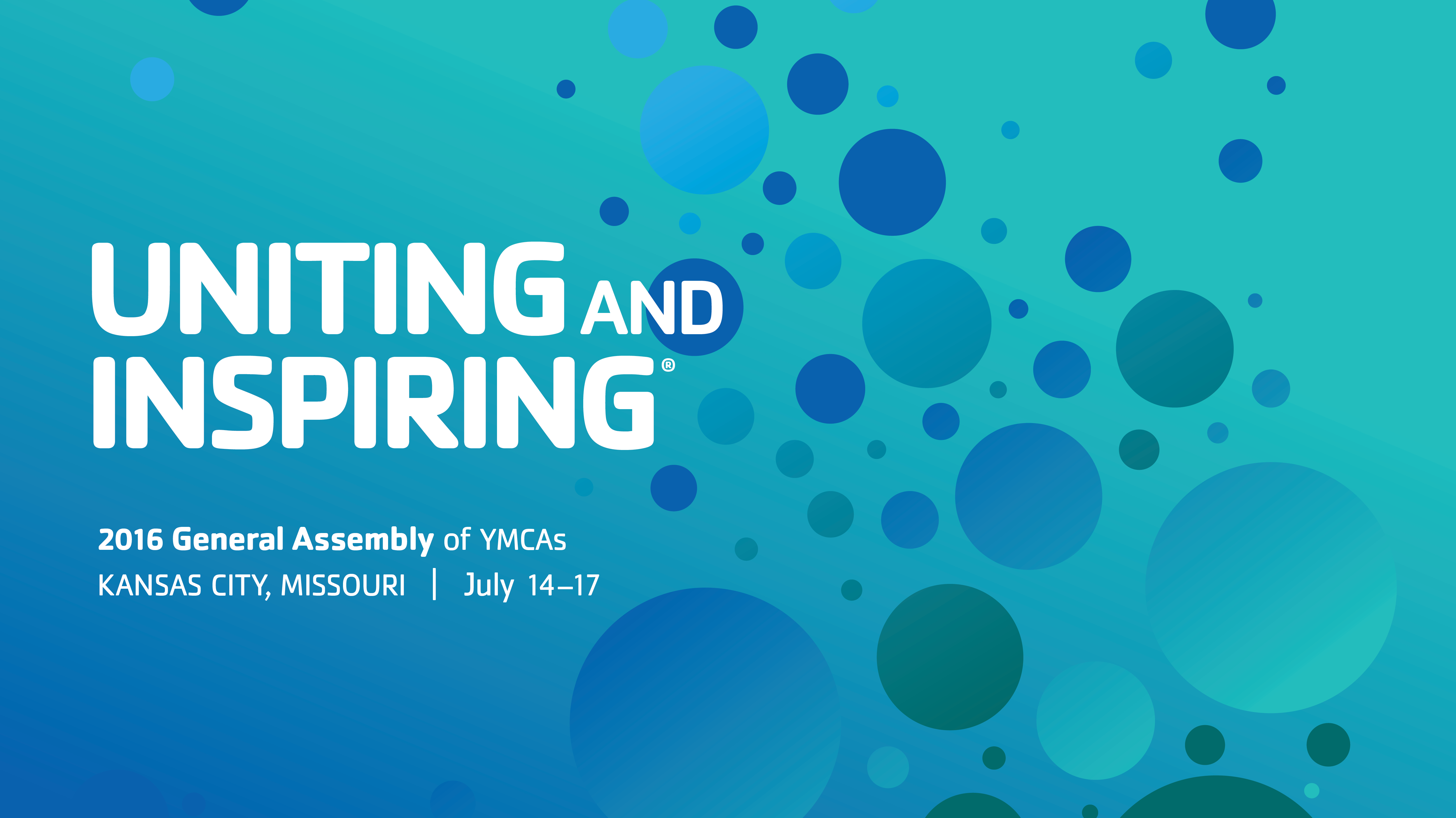 YMCA of the USA - 2016 General Assembly