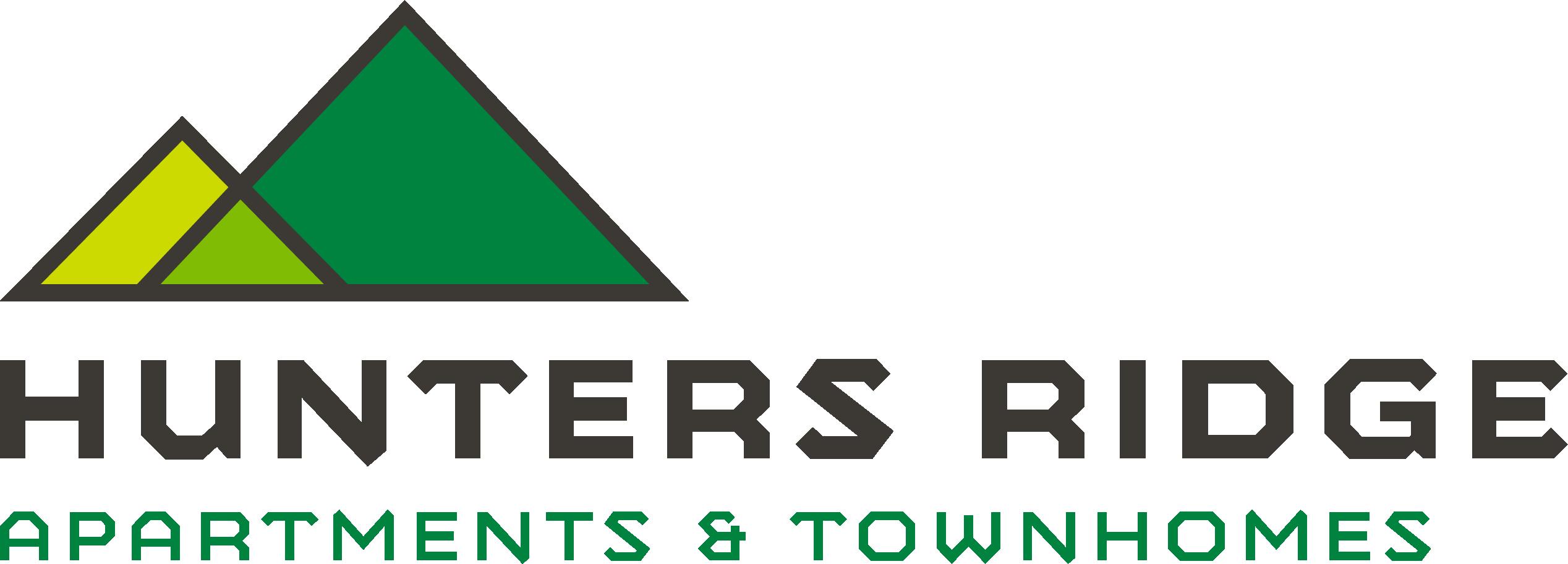 Regency - Hunters Ridge Apartments - Branding