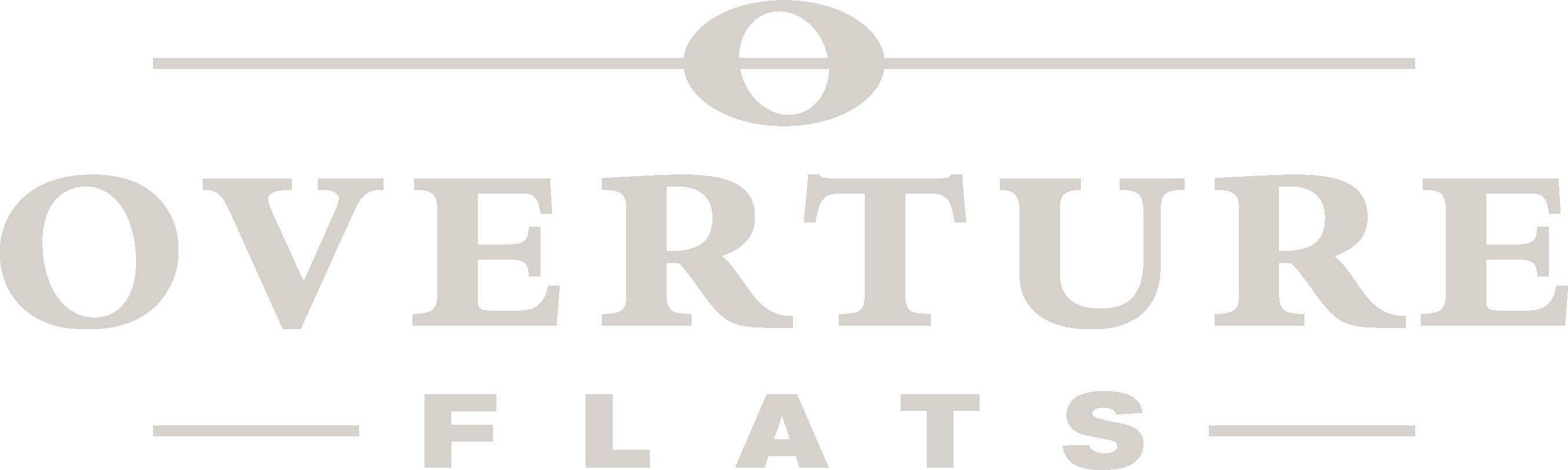 Regency - Overture Flats Apartments - Branding