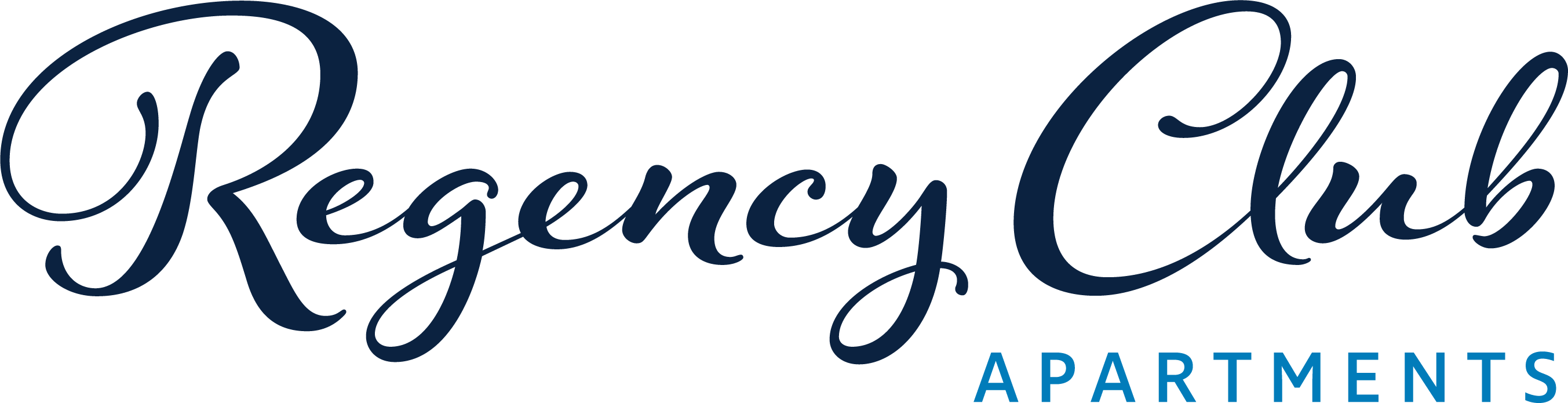 Regency - Regency Club Apartments - Branding