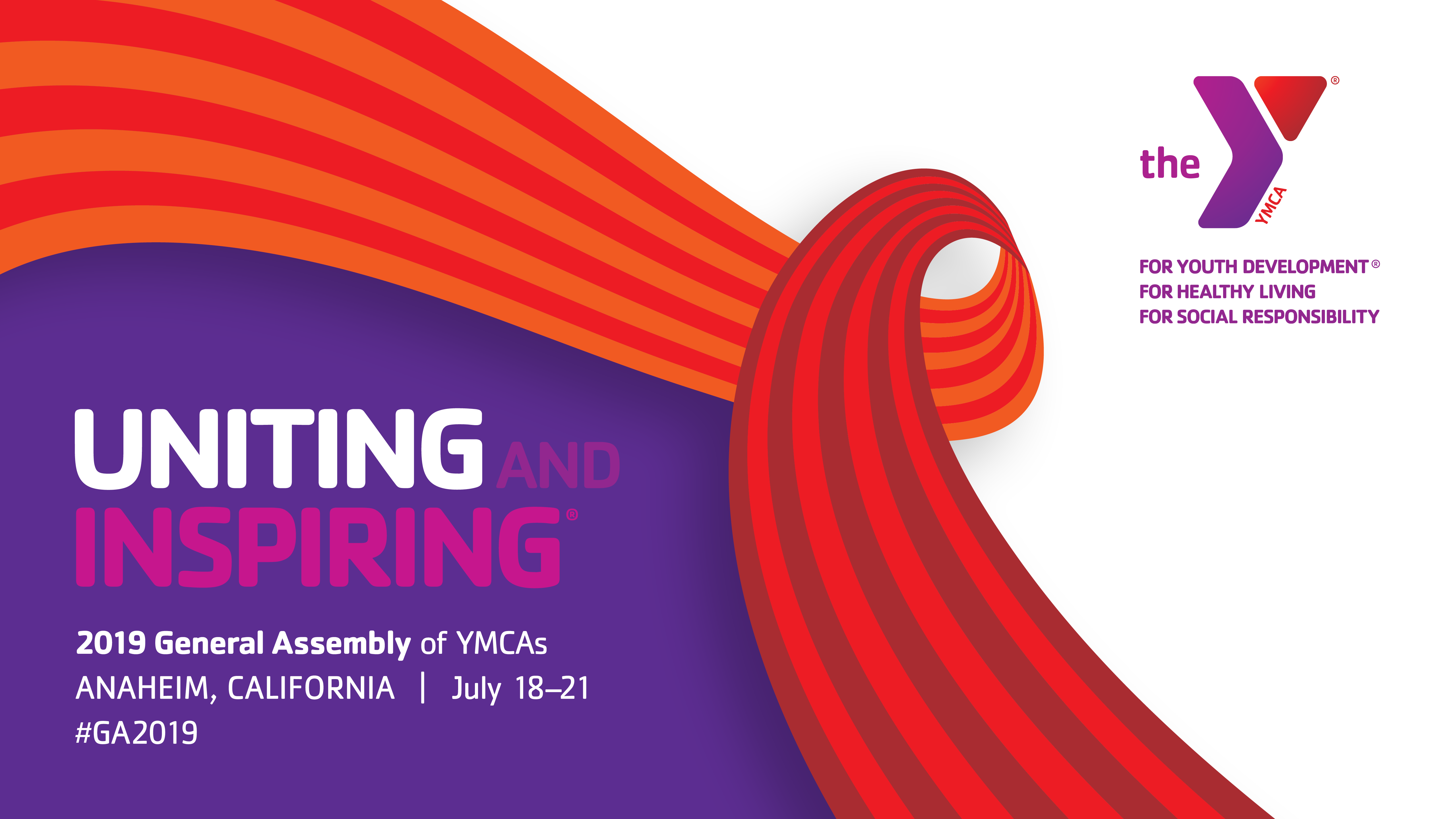 YMCA of the USA - 2019 General Assembly