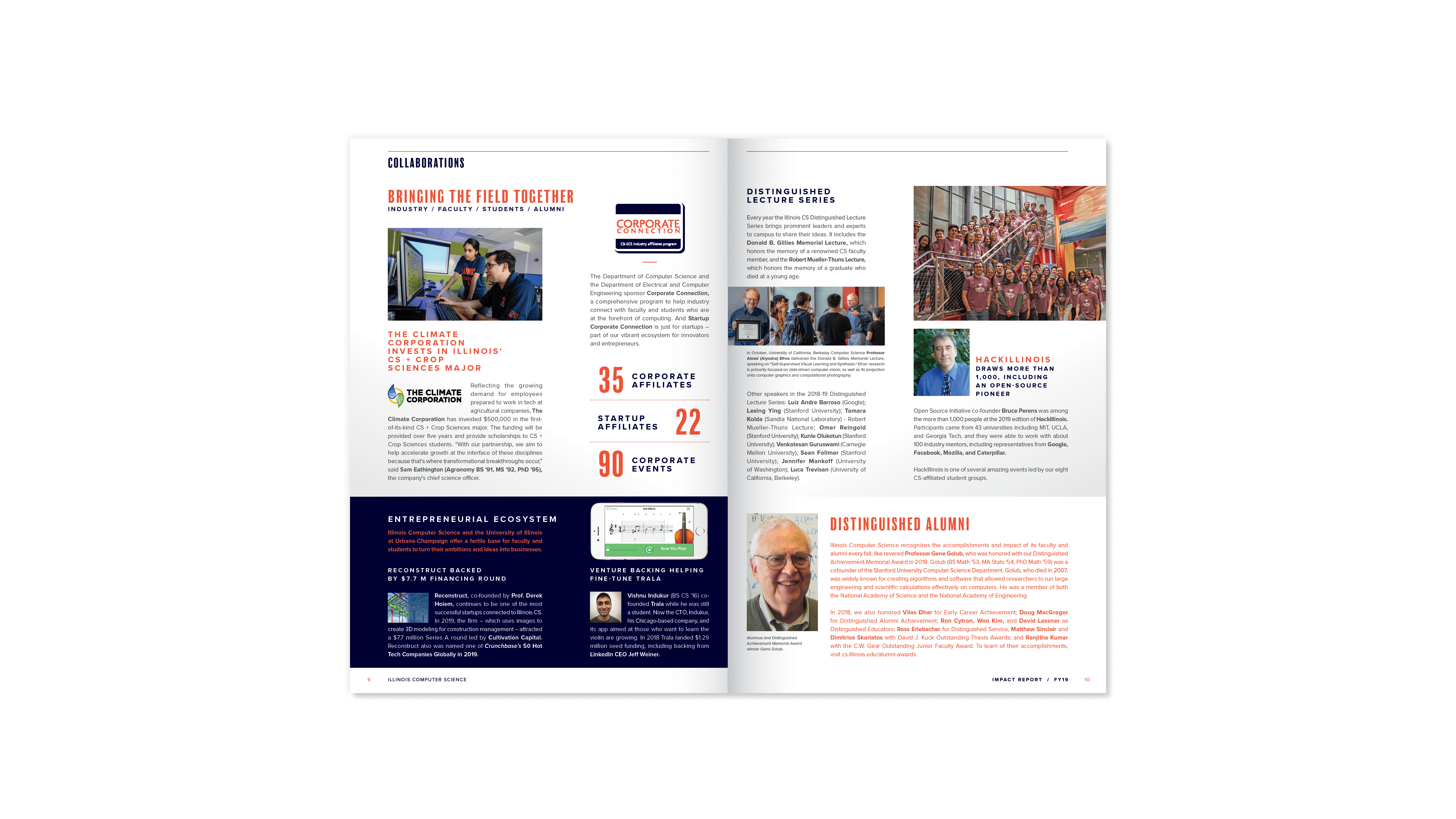 Department of Computer Science   2019 Impact Report