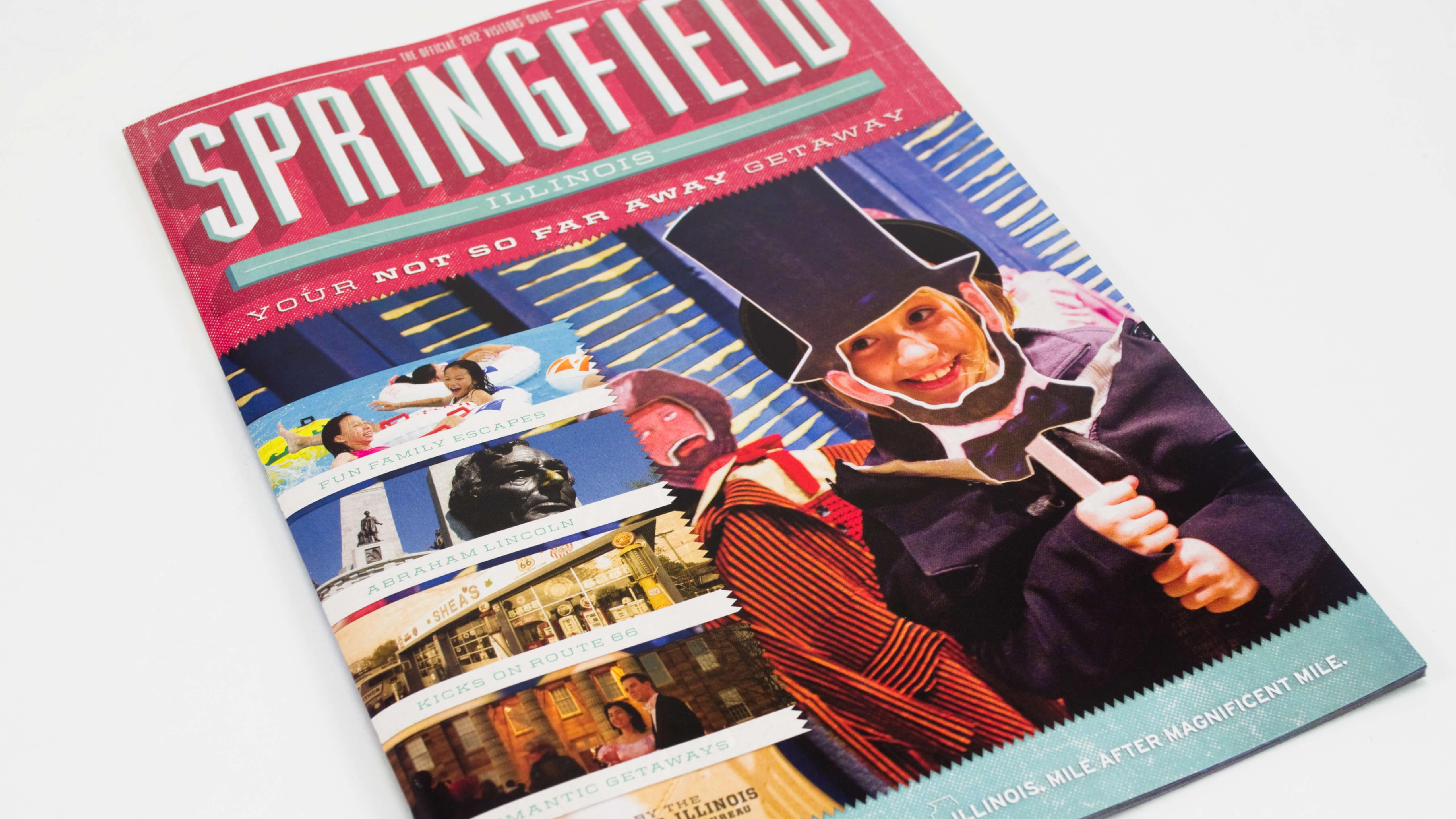 Springfield Convention & Visitors Bureau | Visitors Guides