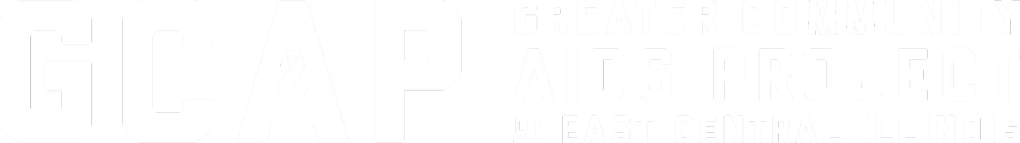 Greater Community Aids Project - Branding
