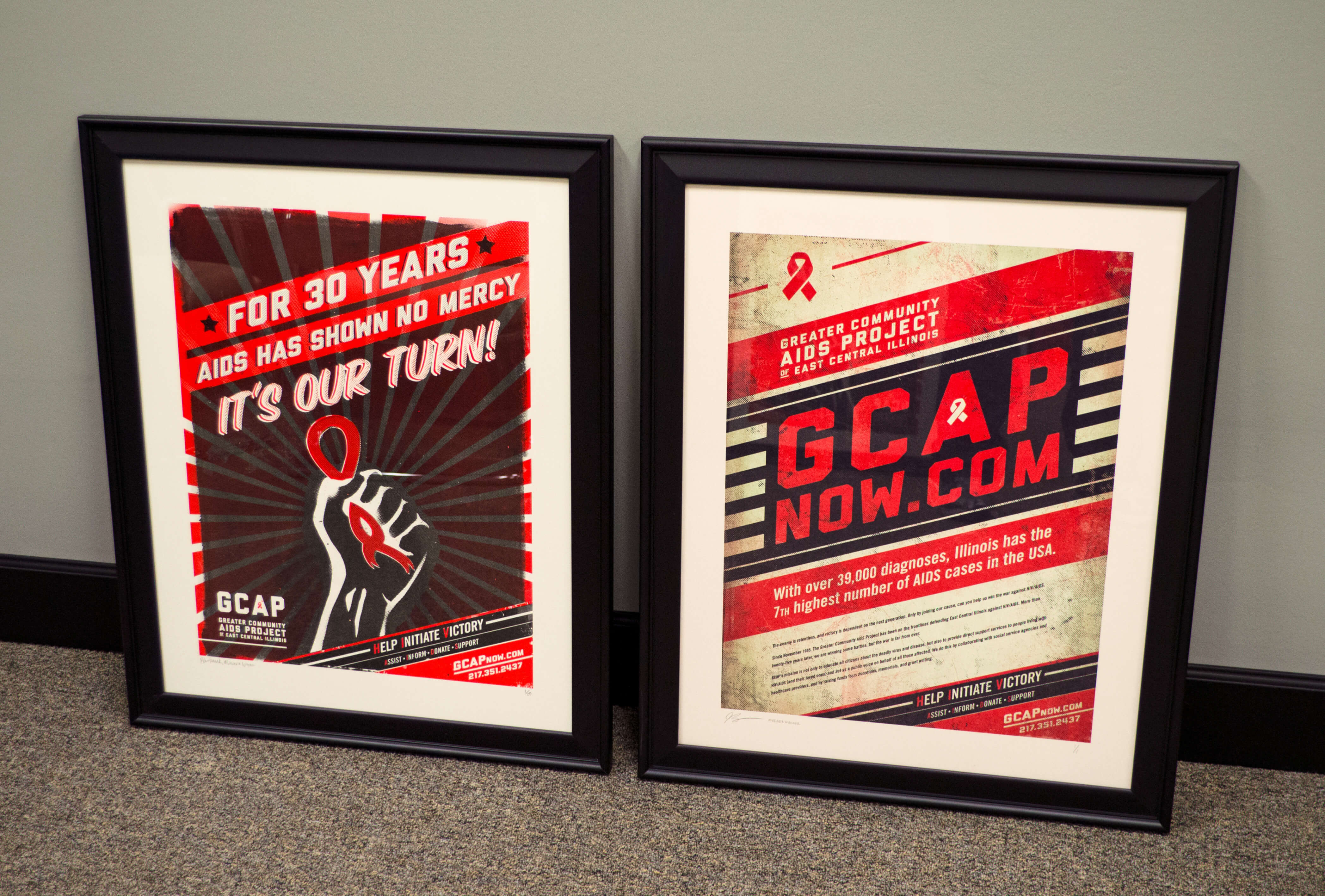 Greater Community Aids Project - Awareness Campaign