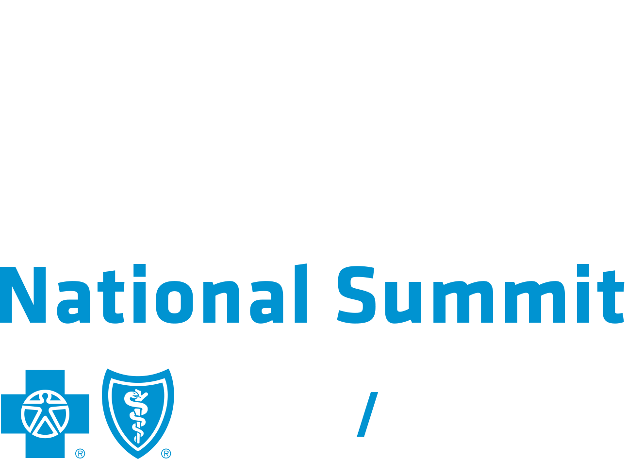Blue Cross Blue Shield National Summit 2010 - Branding, Graphic Design, Logo