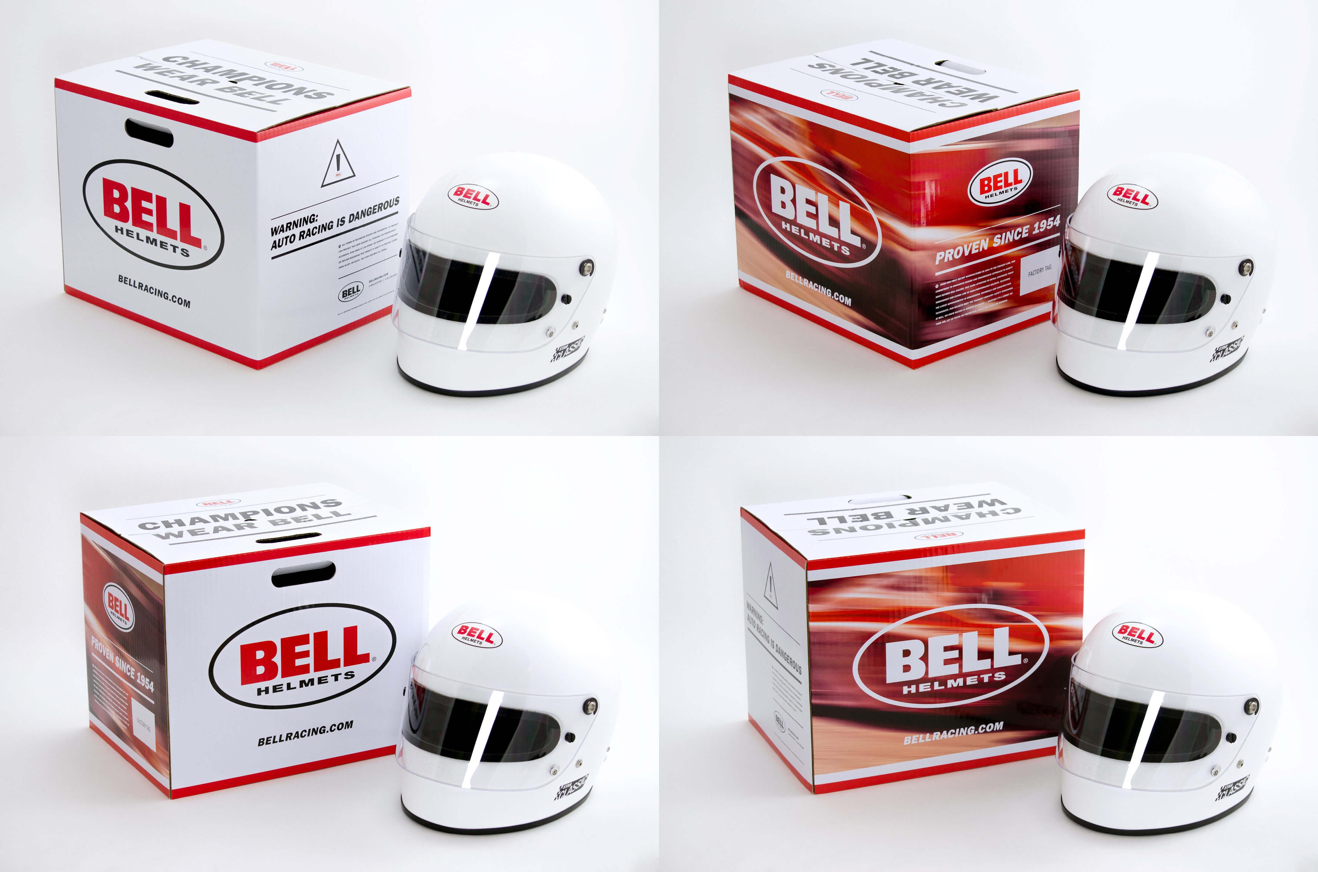 Bell Racing USA - Helmet Box