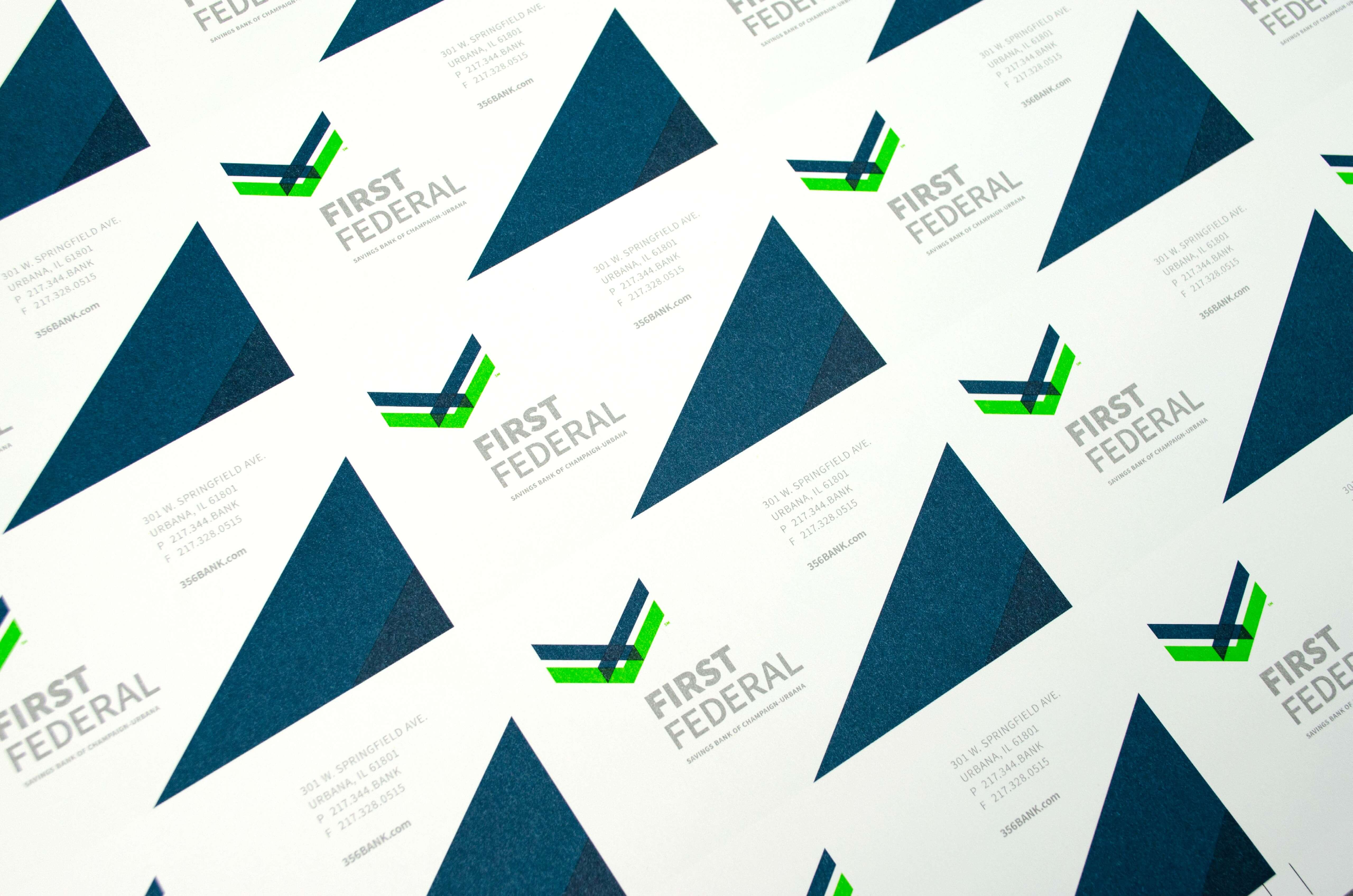 First Federal Savings Bank of Champaign-Urbana Corporate Identity