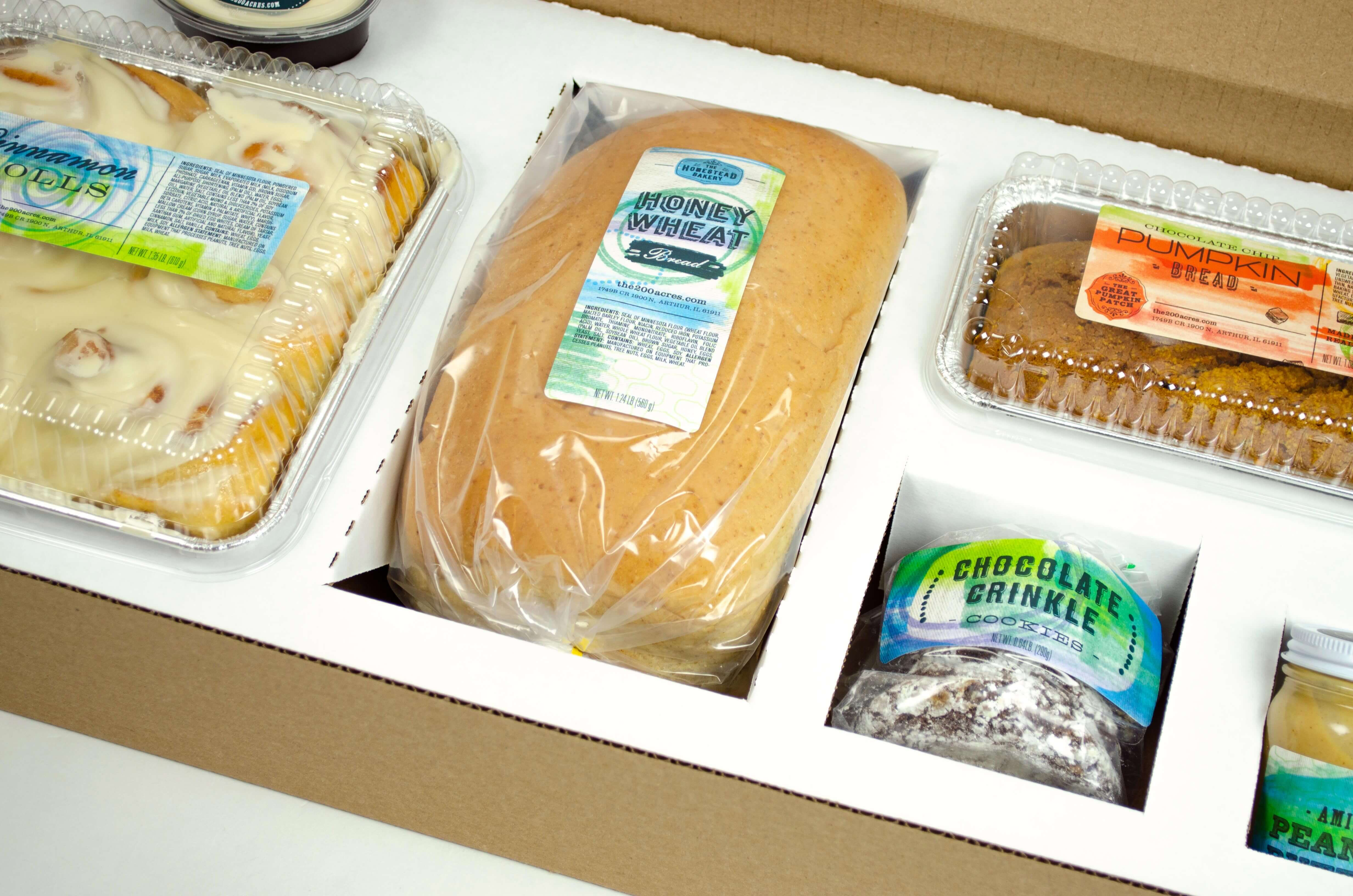 The Great Pumpkin Patch - The Homestead Bakery Packaging