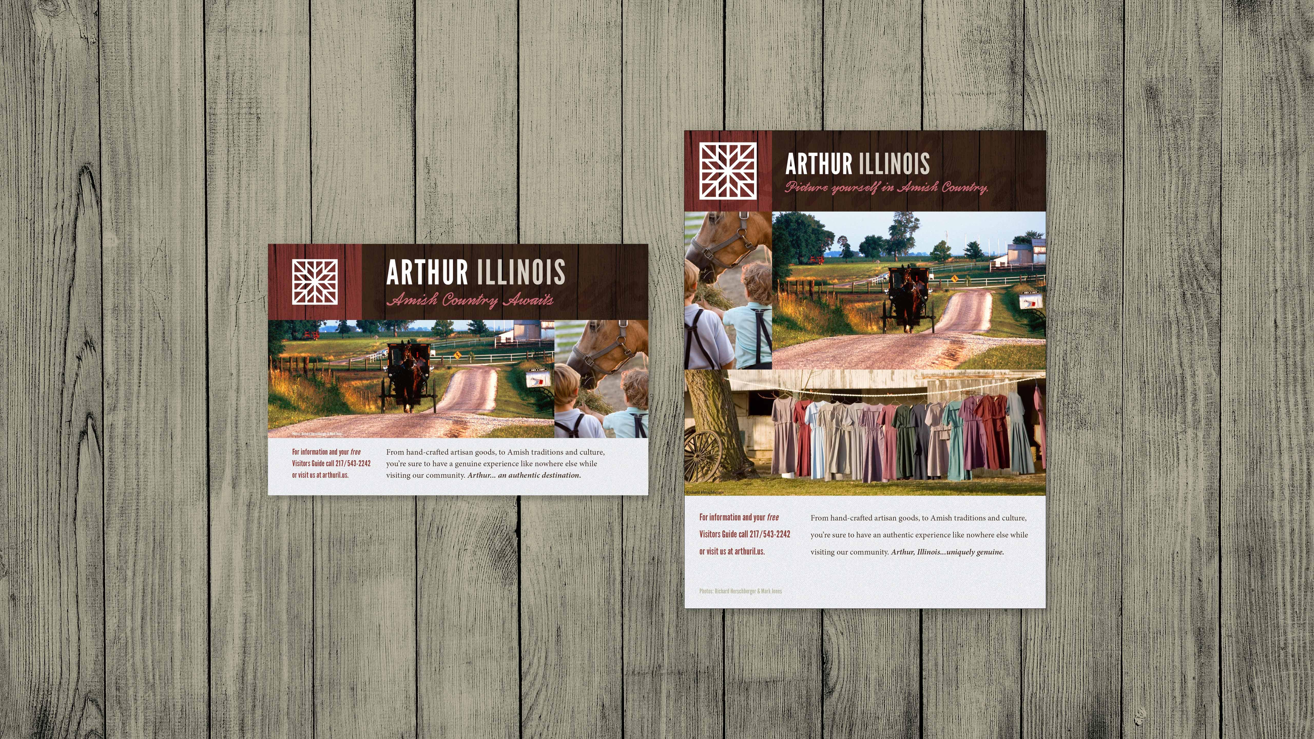 Arthur, IL | Redirect Web Ads
