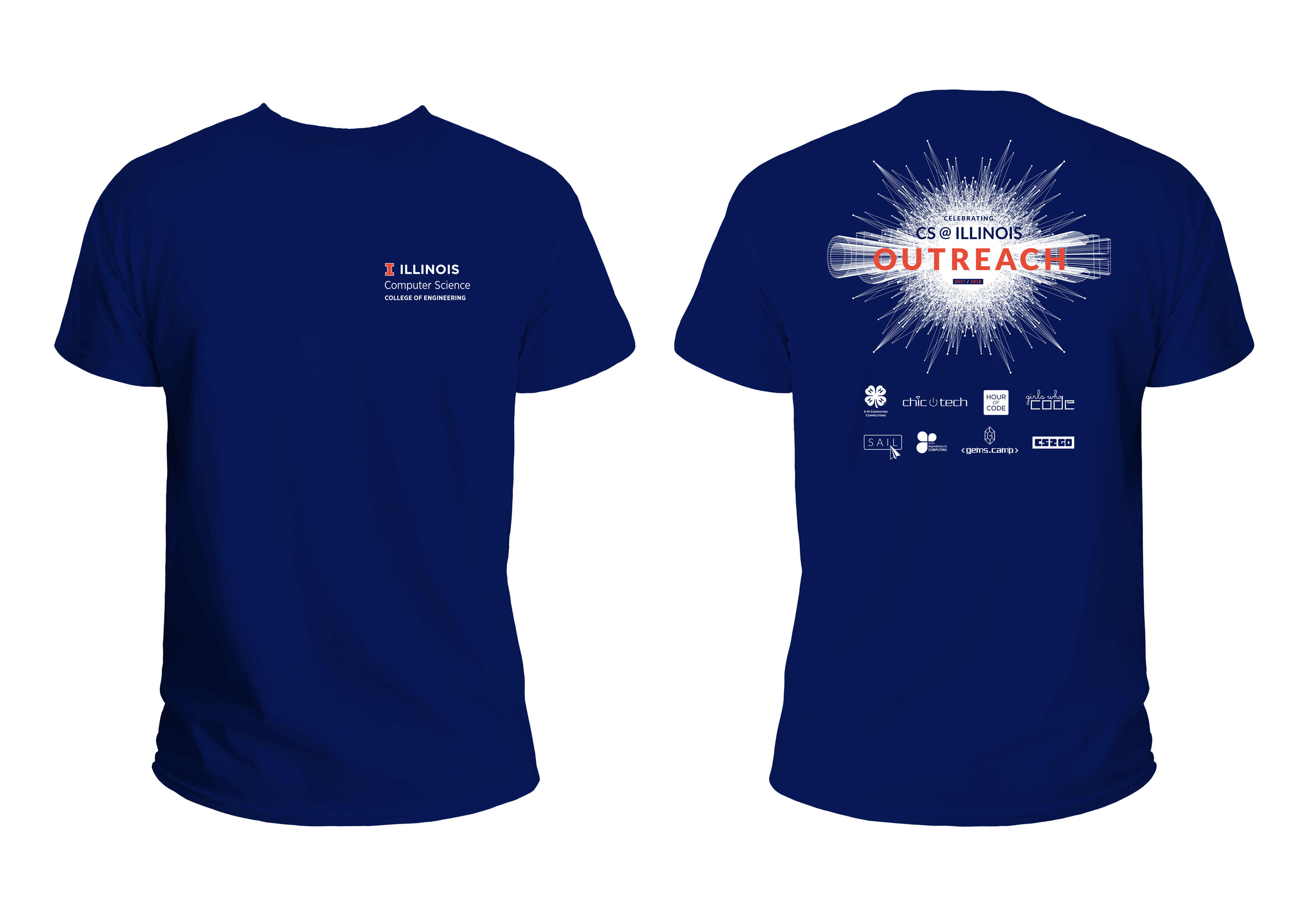 Department of Computer Science | Celebrate CS Apparel