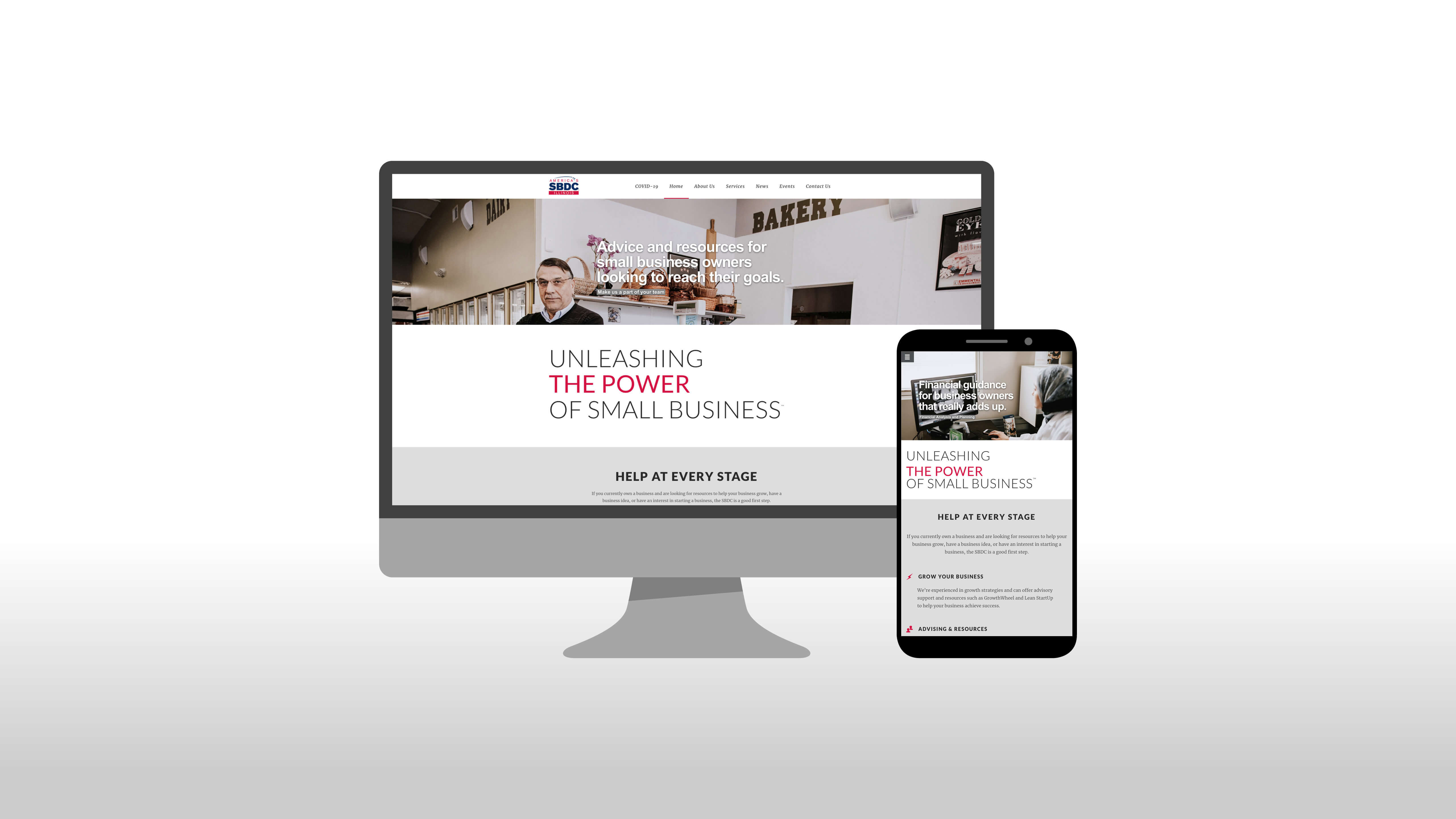 Small Business Development Center | Website
